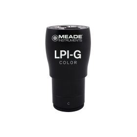 Лунно-планетная камера-гид Meade LPI-GC (цветная 1.2 MP, 3.75 x 3.75 мк) модель 645001 от Meade