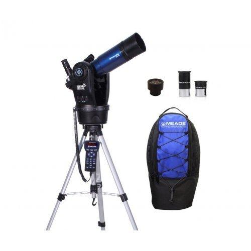 Мобильная обсерватория Meade ETX-80 AT-TC (AudioStar, рюкзак, 2 окуляра, оборачивающая призма) модель 205002 от Meade