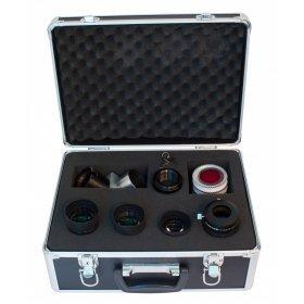 Набор Meade (3 окуляра, Барлоу, диагональное зеркало  2», адаптер 1,25/2, 5 фильтров) в кейсе