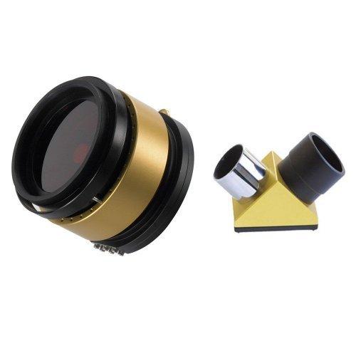 Набор солнечных фильтров Coronado SolarMax II RichView Tuning (объектив 60 мм/BF 10 мм) модель SMF60-10 от Coronado