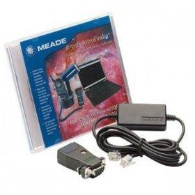 Програмное обеспечение Meade AstroFinder и соед.кабели #506  для ETX60/70/80 и DS модель TP04513 от Meade