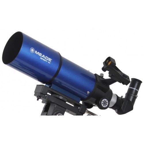 Телескоп Meade Infinity 80 мм (азимутальный рефрактор) модель TP209004 от Meade