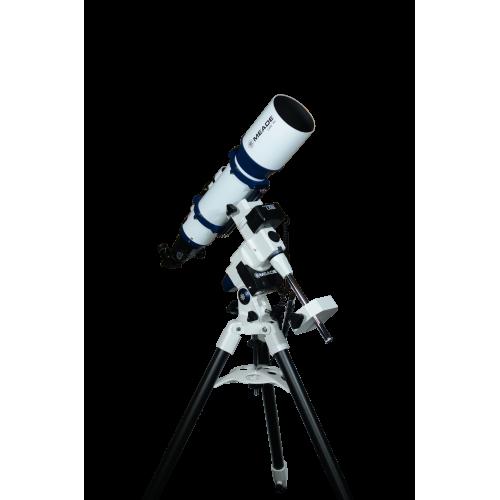 Телескоп MEADE LX85 5″ f/7 ахроматический рефрактор (экваториальная монтировка пульт AudioStar) модель TP217001 от Meade