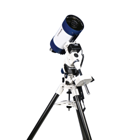 Телескоп MEADE LX85 6″ f/10 ACF (экваториальная монтировка пульт AudioStar) модель TP217005 от Meade