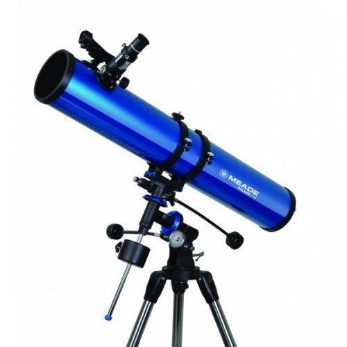 Телескоп Meade Polaris 114 мм (экваториальный рефлектор) модель 216004 от Meade