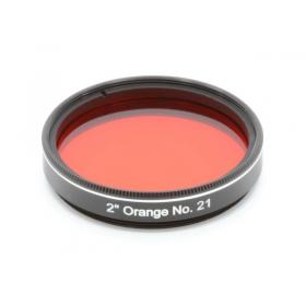 """Фильтр Explore Scientific 2"""" Orange №21 модель 0310279 от Explore Scientific"""