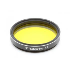 """Фильтр Explore Scientific 2"""" Yellow №12 модель 0310277 от Explore Scientific"""