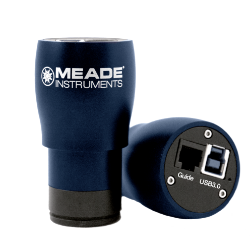 Лунно-планетная камера-гид Meade LPI-G Advanced (цветная, 6.3 MP, 2.4 x 2.4 мк) модель 645003 от Meade