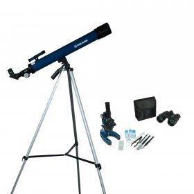 Набор Meade для начинающего исследователя (телескоп, бинокль, микроскоп) модель TP214007 от Meade