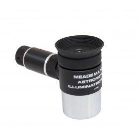 Окуляр Meade MA 12mm с подсвечиваемой астрометрической круговой шкалой, беспроводной модель 7069 от Meade