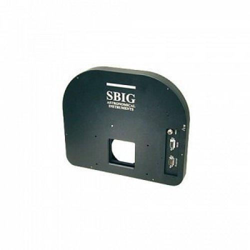 Автоматический установщик светофильтров SBIG FW-7, семипозиционный, для квадратных светофильтров 50мм, для камер серий STX и ALUMA AC модель FW7-STX от SBIG