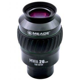 Окуляр MEADE MWA 26mm (2, 100°) Waterproof модель TP607019 от Meade