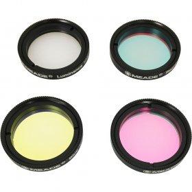 Набор фильтров MEADE для LPI-G и  DSI IV камеры (1,25) модель TP608015 от Meade